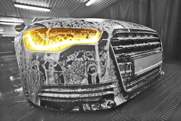 car wash at Capital Auto Protection
